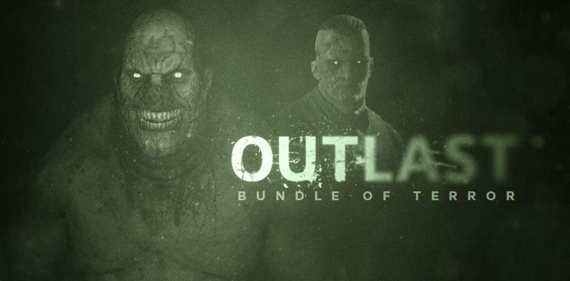 Outlast: Bundle of Terror puede adquirirse ya en Nintendo Switch