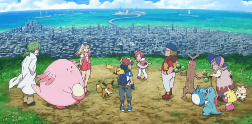 Revelado El Primer Tráiler Y Título De La Nueva Película De Pokémon
