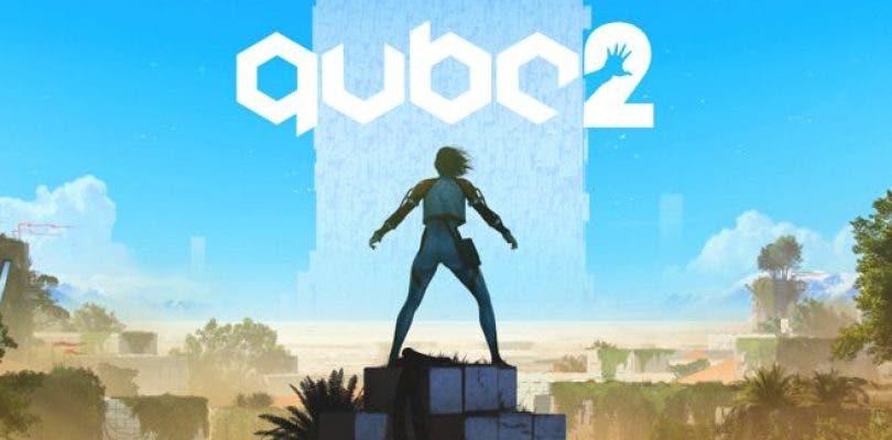Q.U.B.E. 2 se pondrá a la venta en marzo