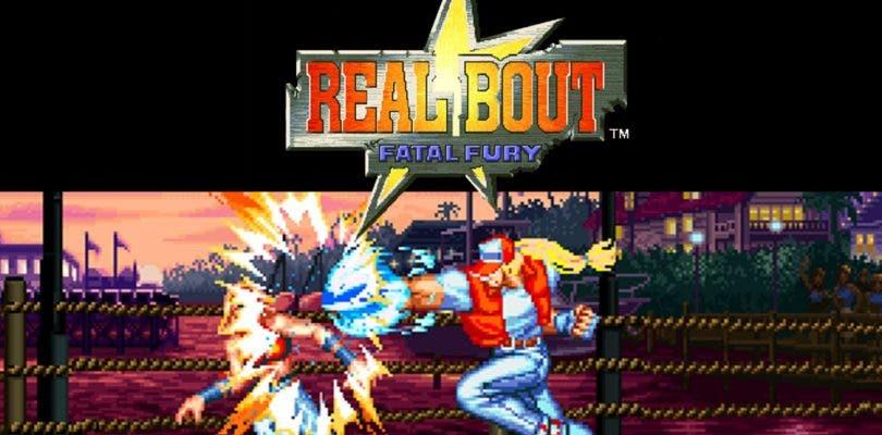 Real Bout Fatal Fury ya tiene fecha de lanzamiento para Nintendo Switch