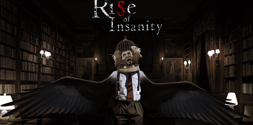 Rise of Insanity verá la luz próximamente en Nintendo Switch