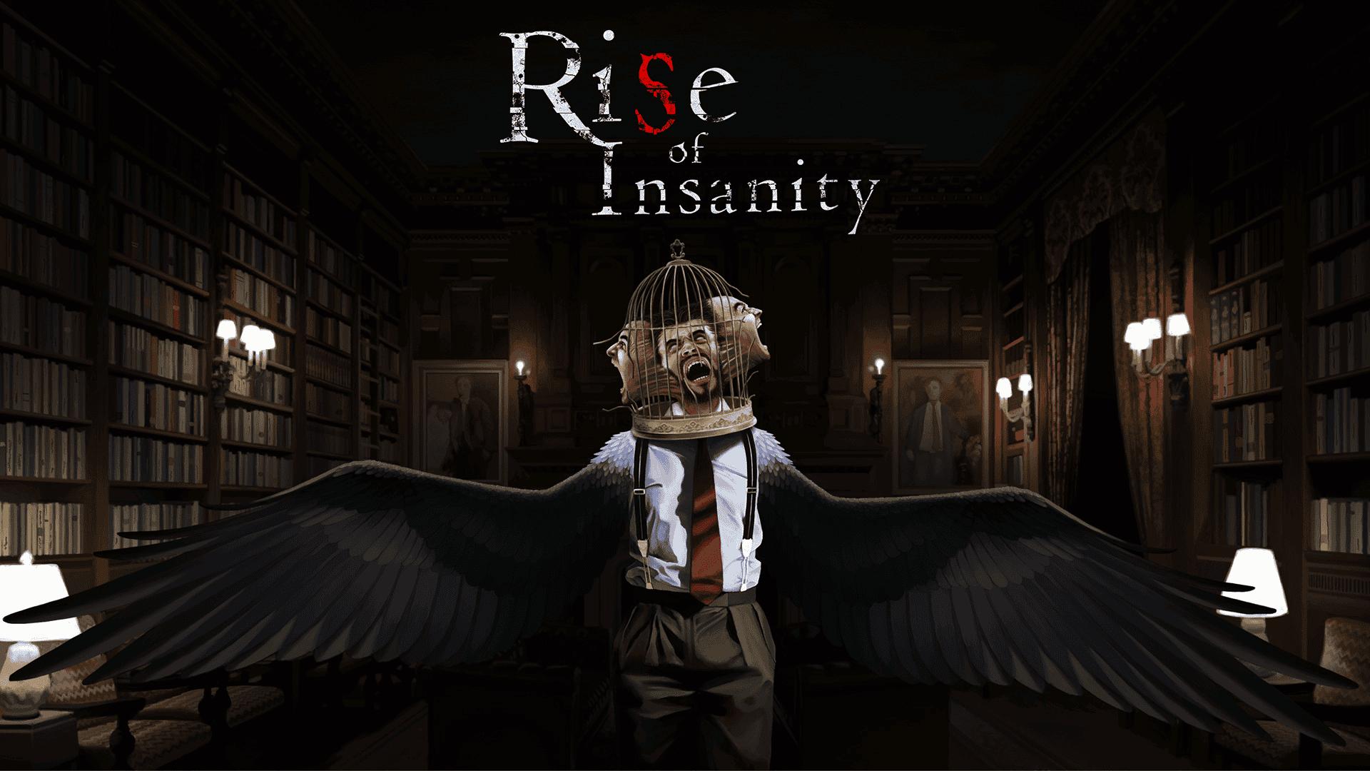 Imagen de Rise of Insanity verá la luz próximamente en Nintendo Switch