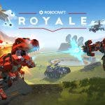 Llega la Alpha gratuita de Robocraft Royale