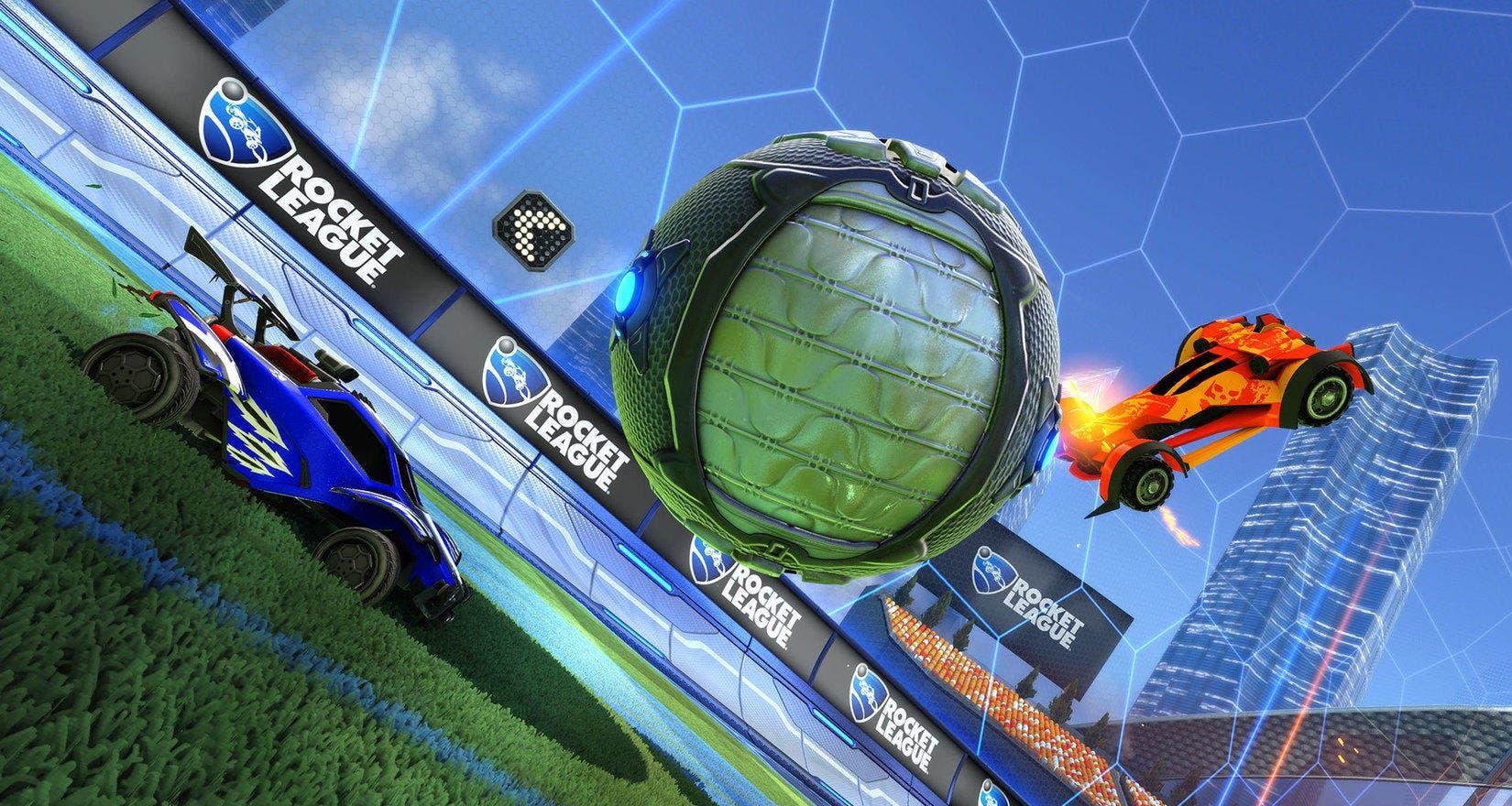 Imagen de Rocket League logra un nuevo récord de jugadores simultáneos en Steam