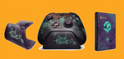 Microsoft anuncia nuevos accesorios basados en Sea of Thieves