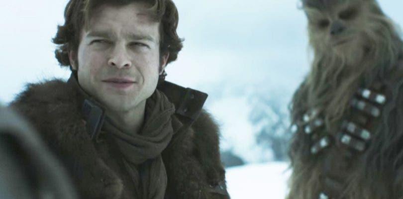 Nuevas imágenes del spin-off de Han Solo revelan datos clave de sus personajes