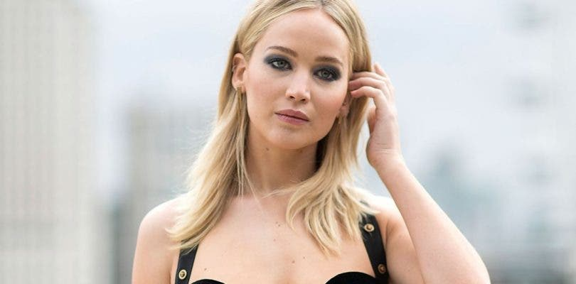 Jennifer Lawrence prepara una serie documental sobre el movimiento #MeToo