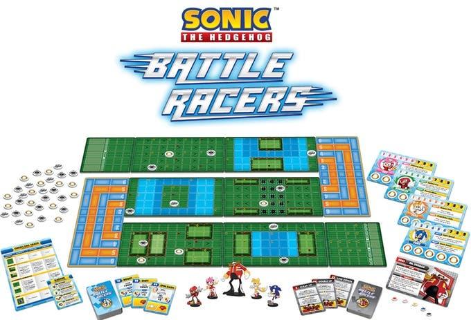 Sonic The Hedgehog Llegara Como Juego De Mesa A Traves De Kickstarter