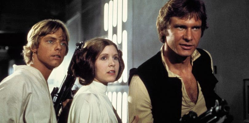 El 96% de directores y guionistas de Star Wars son hombres blancos