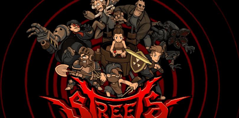Streets of Red ya cuenta con fecha de lanzamiento