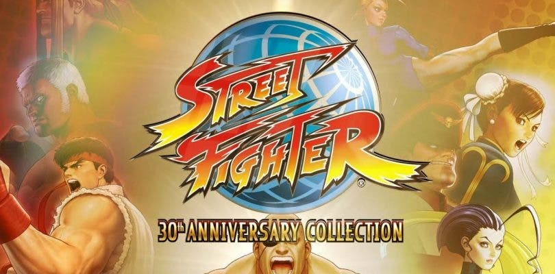 Street Fighter 30th Anniversary Collection tendrá versión física en Europa