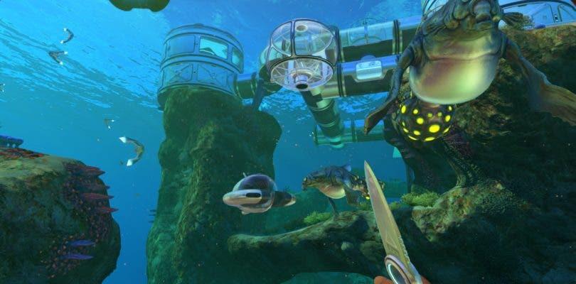 Xbox One recibirá la versión final de Subnautica el mes que viene