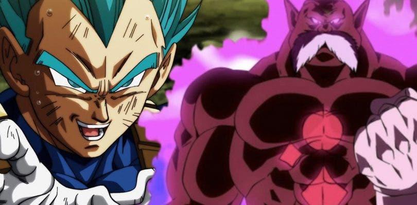 La sinopsis del episodio 127 de Dragon Ball Super revela el final del Vegeta vs Toppo