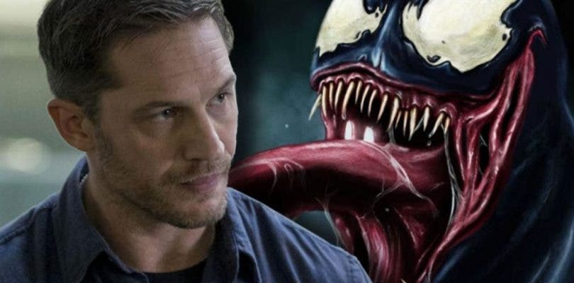El primer tráiler de Venom se estrenará durante las próximas dos semanas