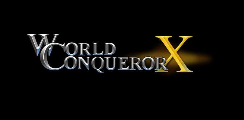 Ya puedes ver el tráiler de lanzamiento de World Conqueror X