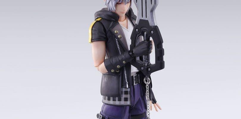 La figura de Riku de Kingdom Hearts III está disponible para su reserva