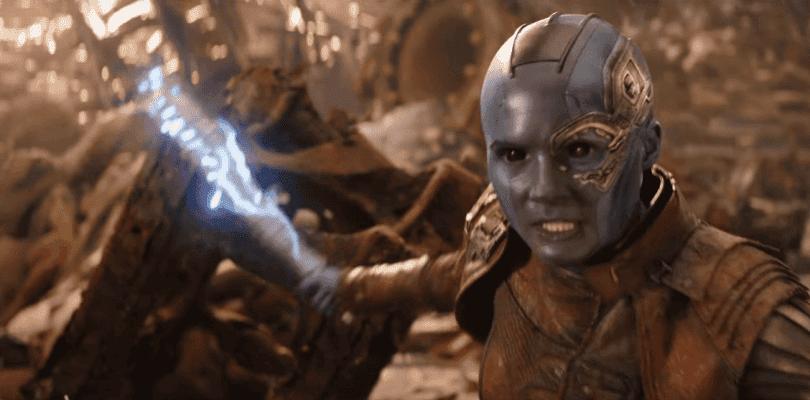 Las heroínas se unen en el último teaser de Vengadores: Infinity War