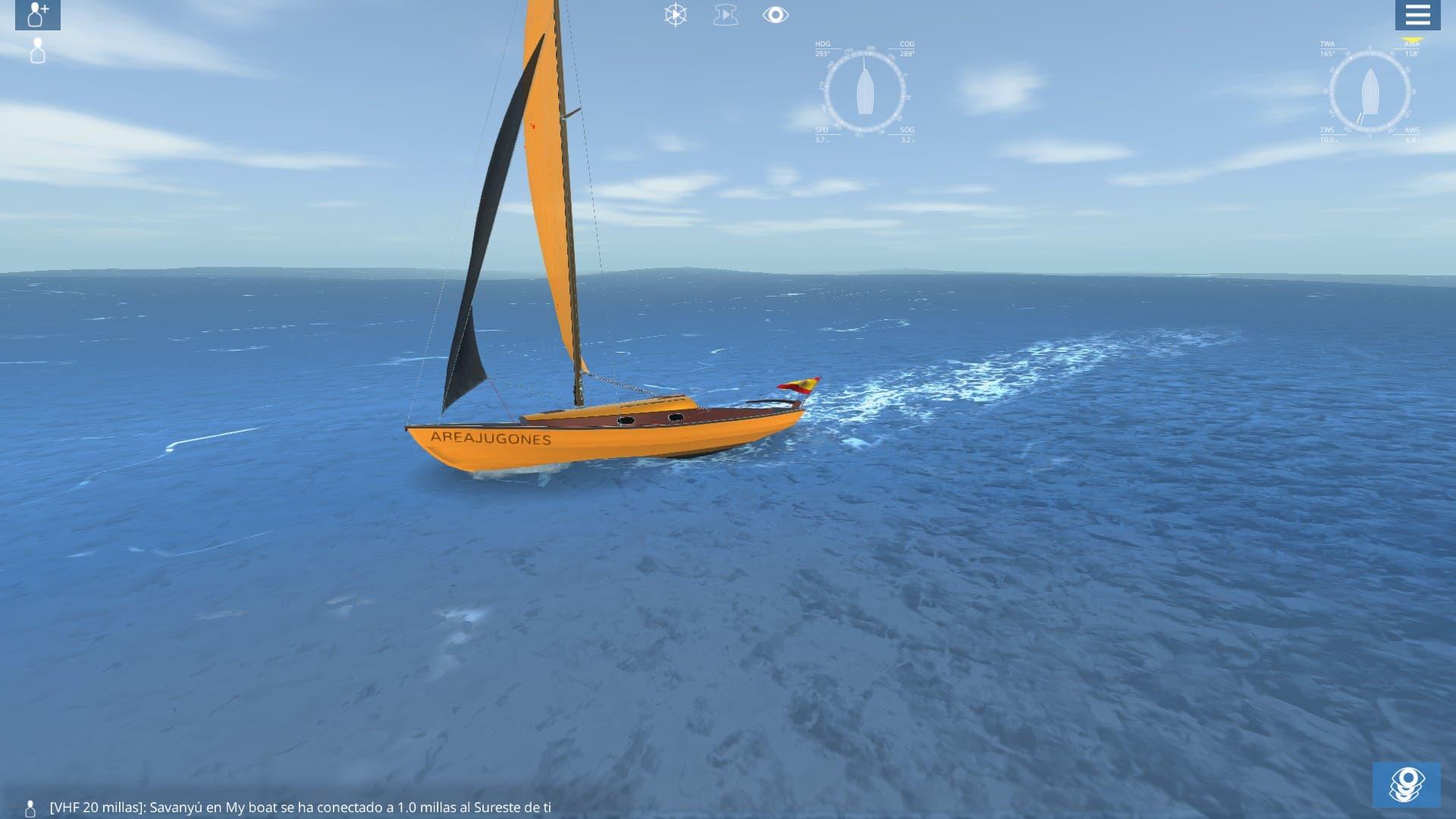 Análisis Sailaway: The Sailing Simulator
