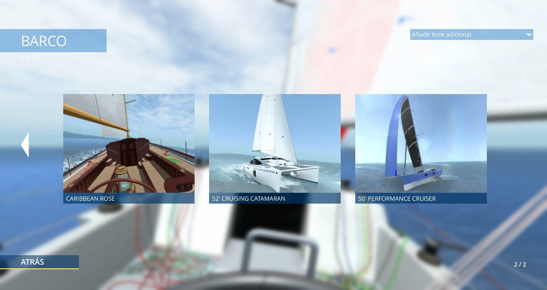 Análisis Sailaway: The Sailing Simulator