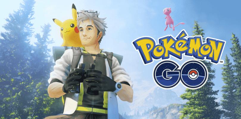 Pokémon GO añadirá a Mew y misiones de historia en breves