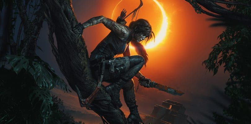 Revelado por completo el primer artwork de Shadow of the Tomb Raider