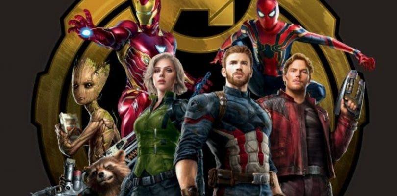 Llegan más y más pósteres de Vengadores: Infinity War