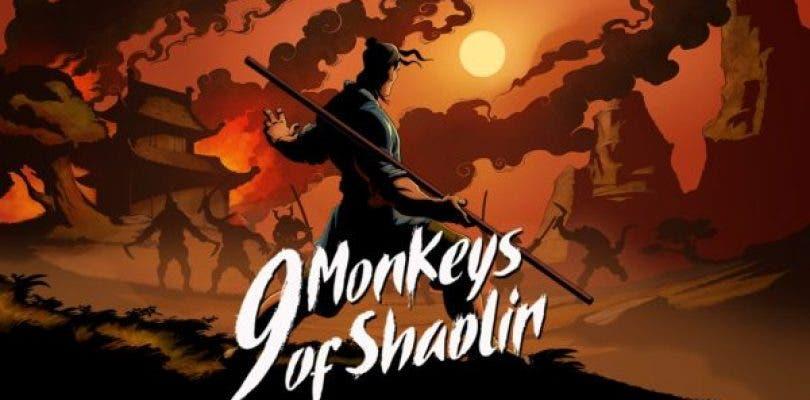 9 Monkeys of Shaolin es anunciado con un interesante tráiler