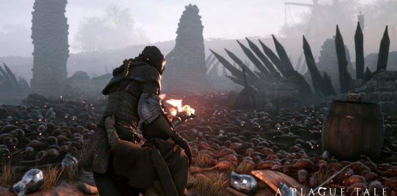 A Plague Tale: Innocence nos deja un nuevo tráiler gameplay sin cortes