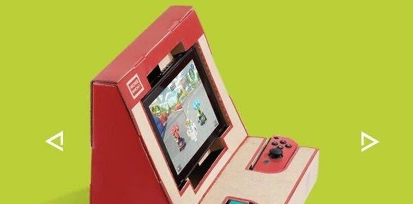 Nintendo Labo ya tiene un versión clon procedente de China