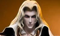 Alucard de Castlevania: Symphony of the Night protagonista de una imponente pieza