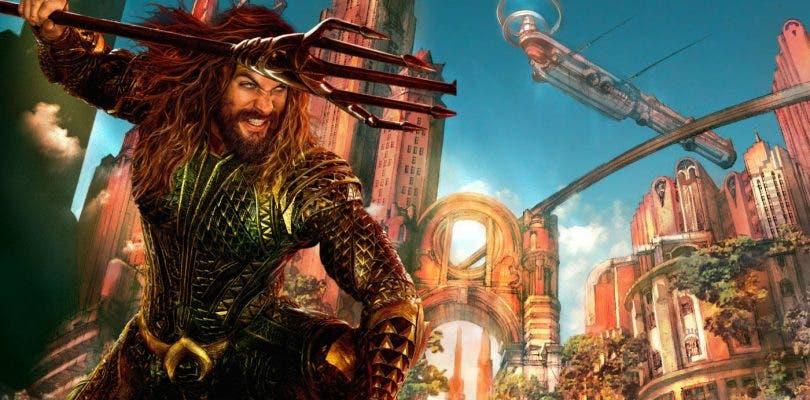 La Atlantis de Aquaman será como Ivalice de Final Fantasy y las precuelas de Star Wars