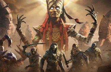 Assassin's Creed Origins La Maldición de los Faraones