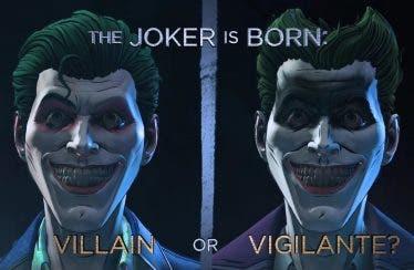 Batman: The Enemy Within nos muestra sus dos versiones del Joker en vídeo