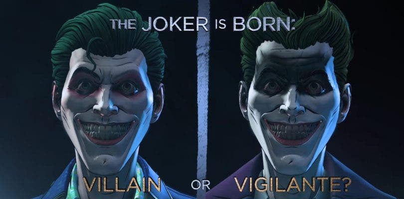 Batman: The Enemy Within nos muestra sus dos versiones del Joker en vídeo