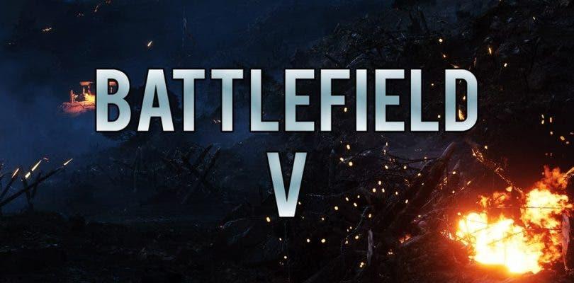 Pronto podríamos recibir el primer tráiler de Battlefield V