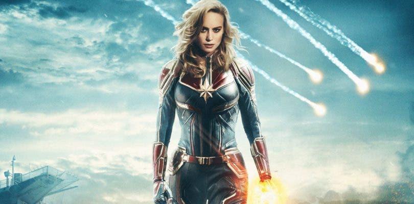 Capitana Marvel estaría finalmente en Vengadores: Infinity War