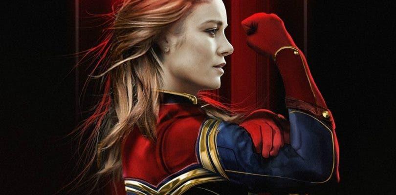 Capitana Marvel fue eliminada del reparto de Vengadores: Infinity War