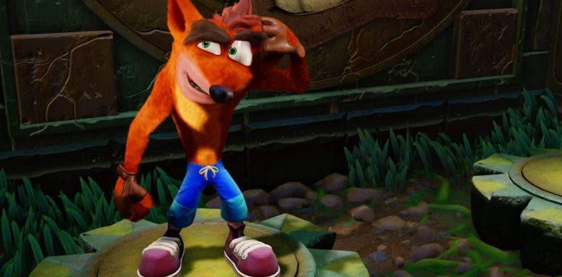 Crash Bandicoot N. Sane Trilogy estrena imágenes de su versión de Steam y requisitos