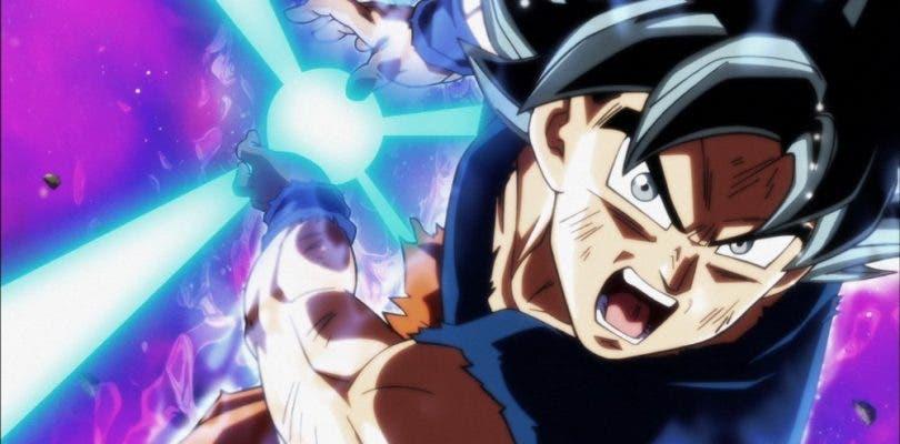 Primeras imágenes oficiales del Ultra Instinto perfecto en el episodio 129 de Dragon Ball Super