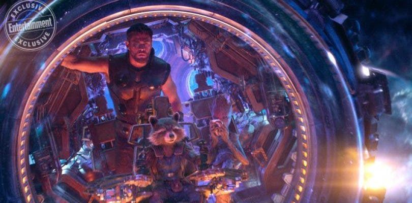 Thor conoce a los Guardianes en el nuevo clip de Vengadores: Infinity War