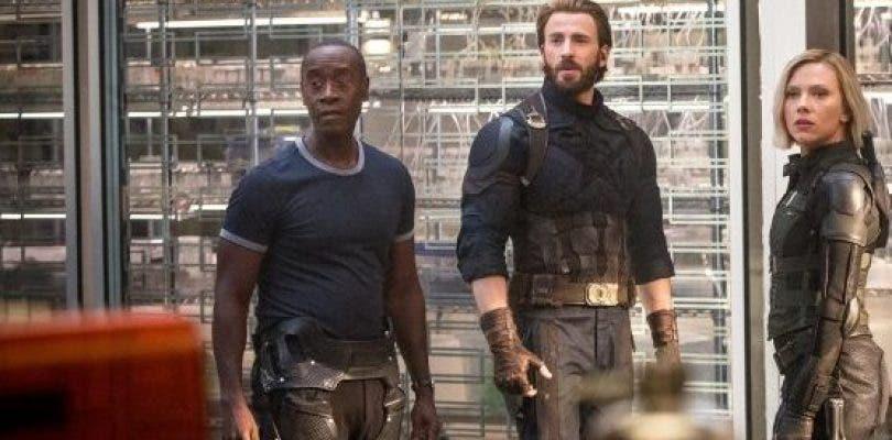 Revelada la duración oficial que tendrá Vengadores: Infinity War