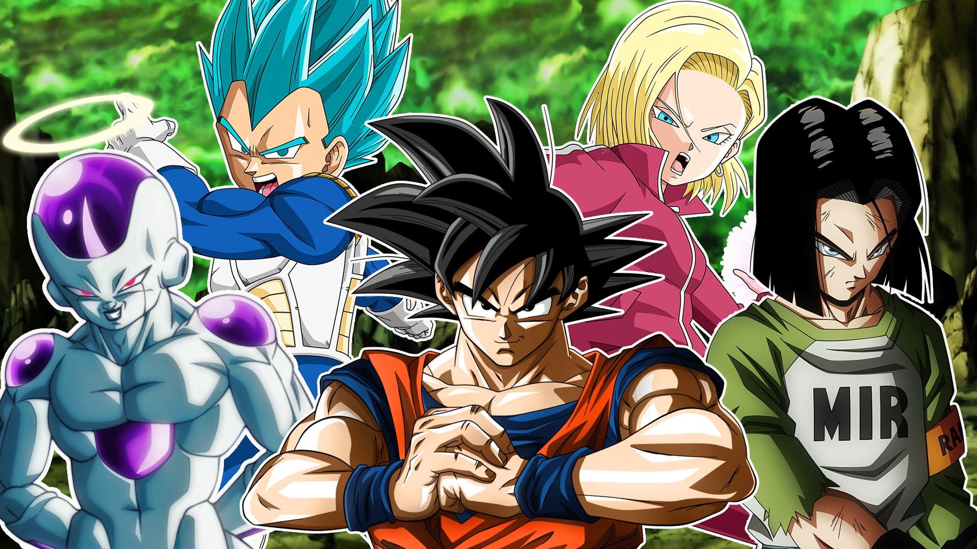 Imagen de Estas son las estadísticas de los participantes del Universo 7 de Dragon Ball Super