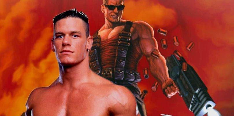 John Cena será protagonista en la nueva película de Duke Nukem
