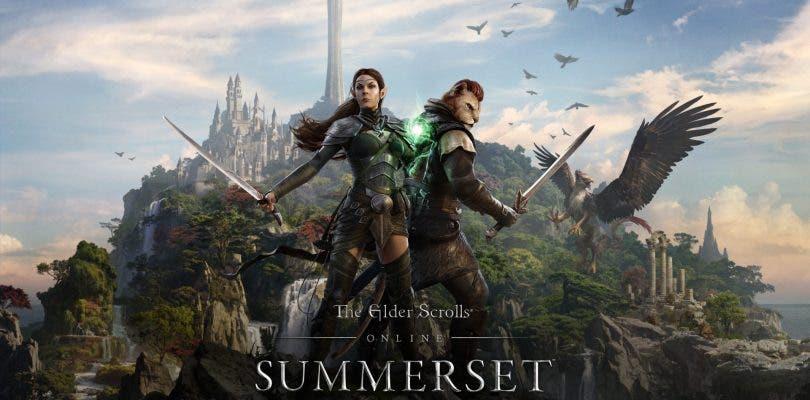 Así es Summerset, el próximo gran capítulo de The Elder Scrolls Online