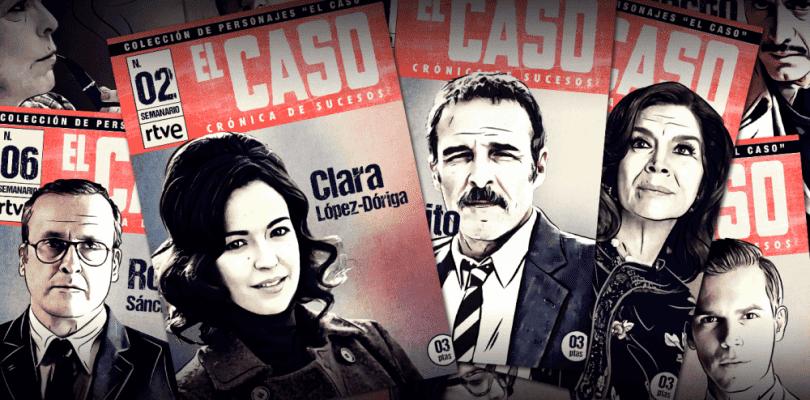 Vuelve El Caso, la alabada serie de TVE, en forma de spin-off para PlayZ