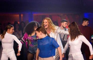 Paula Vázquez despide con dolor al séptimo expulsado en Fama: A Bailar