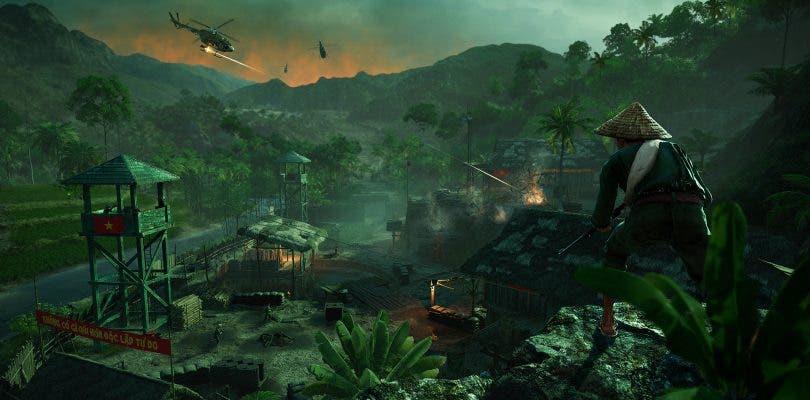Far Cry 5: Horas de Oscuridad es una pequeña pincelada de la Guerra de Vietnam