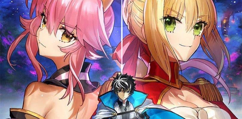 Presentados nuevos personajes para Fate/Extella Link