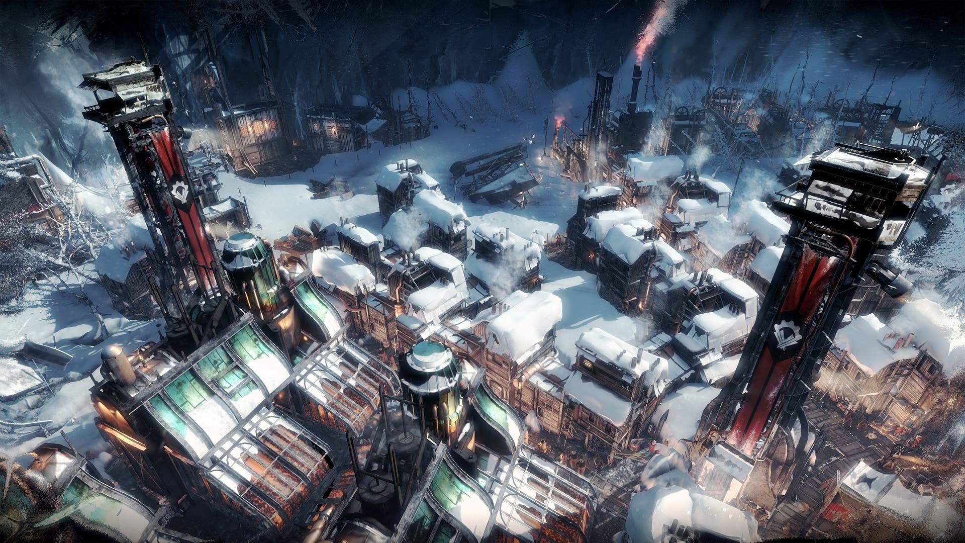 Imagen de Frostpunk ya tiene fecha de lanzamiento y un nuevo tráiler