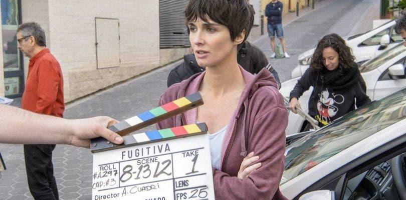 Fugitiva, la nueva serie de RTVE, se estrena el próximo jueves